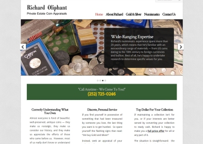 Richard's Coins